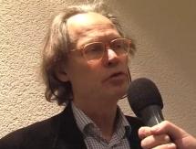Dr. Harrit im Interview, Frankfurt