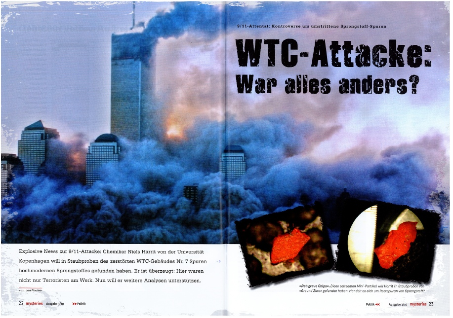 WTC-Attacke